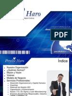 Peralta Haro, Desarrollo Humano y Mejora Continua (Servicios Profesionales)