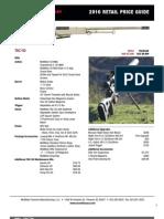 Mcmillan Tac50 Retailpriceguide