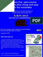 Foss Clouds Humanities g Ltc 2011
