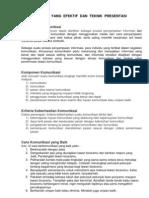 Materi Tp Untuk E-learning