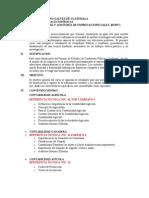 Contabilidad y Auditoria de Empresas Especiales (Programa)