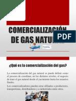 Comercializacion de Gas Natural 15 de Junio
