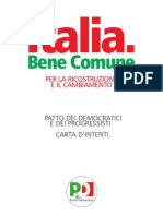 Carta Intenti Web