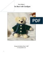Fuzzy Mitten's Polar Bear - Fuzzy Mitten's