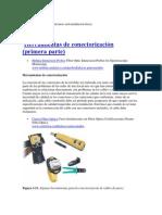 herramientas de conectarización