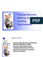 Package Selection Marking Labeling(04 07)
