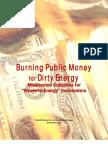 Burning Public Money GAIA 2011_2