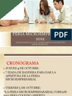 Feria Microempresarial (1)