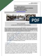 162. SESENTA CRITICAS Y SESENTA RAZONES DE LA CRISIS DE LA ESCUELA