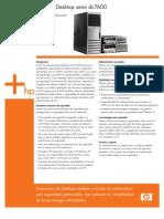 HP DC7600 - PC Clientes