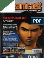 Dreamcast Arena N°1 - Gennaio 2000