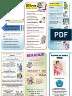 Leaflet Kehamilan Risiko Tinggi