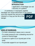 Bandaging Power Point