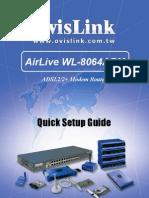 WL8064ARM-QIG