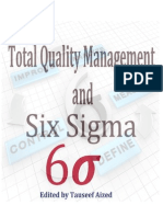 Total Quality Management and Six Sigma Ed. by Tauseef Aized