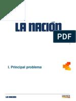Estudio Nacional de Opinión Pública Julio 2012