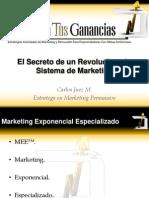 Descubre El Secreto de Un Revolucionario Sistema de Marketing