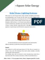 E-square Solar Inverters
