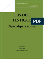 IdentificandoalosDosTestigosdelApocalipsis.Cap11
