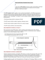 Vibration Specifications Standards Gearboxes With Alarm Limits
