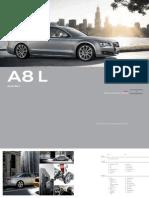 Audi A8l Brochure