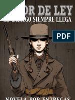 Valor de Ley_el Castigo Siempre Llega Comics Charles Portis