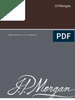 Jpm Annual Report