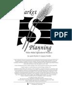 Market Planning