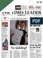 Times Leader 08-04-2012