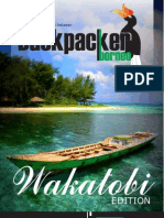 Backpacker Borneo Book