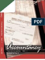 Txt.07 - Std'11 - Accountancy - Financial Accounting Part-I - Copy