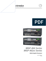 MGP Series UserManual 68-1235-01 D