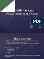 Hewlett Packard SCM