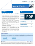 Four-S Fortnightly PharmaHealth Track 23rd April - 5th May 2012
