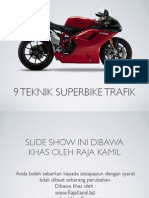 9 Teknik Superbike Trafik