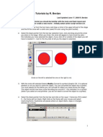 Basic Flash Tutorials CS3