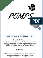 Pumps (Mech)