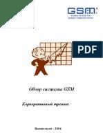 Обзор системы GSM