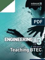 BTEC L3 Engineering Teaching BTEC