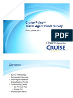 Cruise Pulse 1st Quarter 2011
