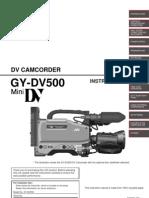 Manuale JVC
