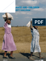 Climate Change and Children