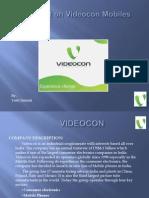 Final PPt Videocon