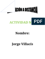 Jorge Villacis