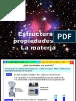 Estructura y Propiedades de La Materia