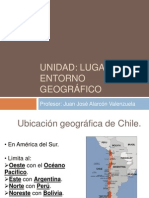 Lugares y entorno geográfico