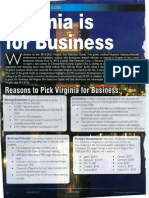 Virginia is for Business