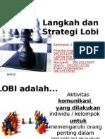 Langkah Dan Strategi Lobi Bab 5