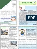 """Publicação Diocesana - """"Vinde e Vede"""" - N.º 17"""