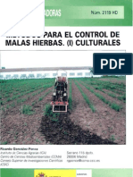 Control de Malas Hierb As